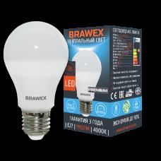 Классическая светодиодная (LED) лампа 11Вт яркий свет А60 Е27