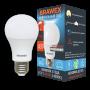 Классическая светодиодная диммируемая (LED) лампа 11Вт яркий свет А60 Е27