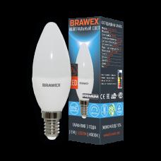Светодиодная (LED) лампа 7Вт яркий свет B35 Е14