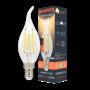 Светодиодная (LED) лампа BRAWEX ФИЛАМЕНТ 5Вт мягкий свет B35Q Е14