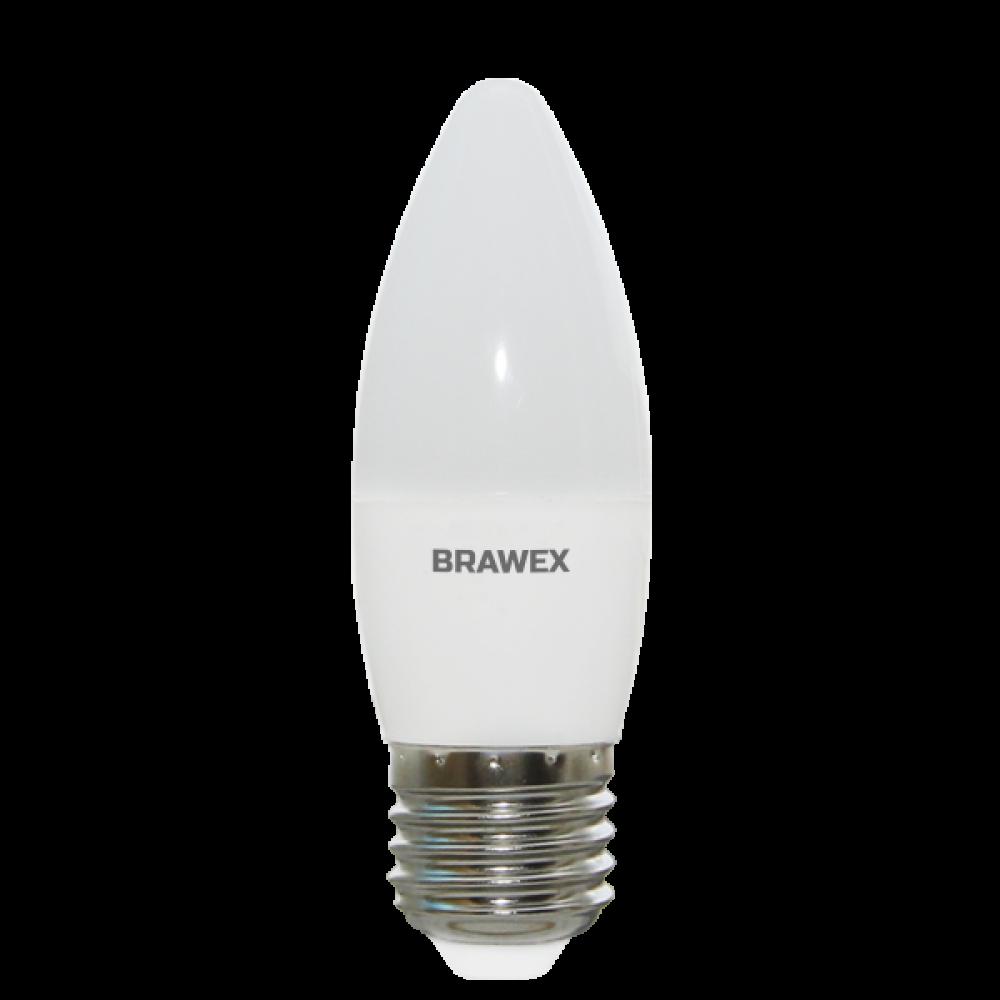 Светодиодная (LED) лампа 7Вт мягкий свет B35 Е27