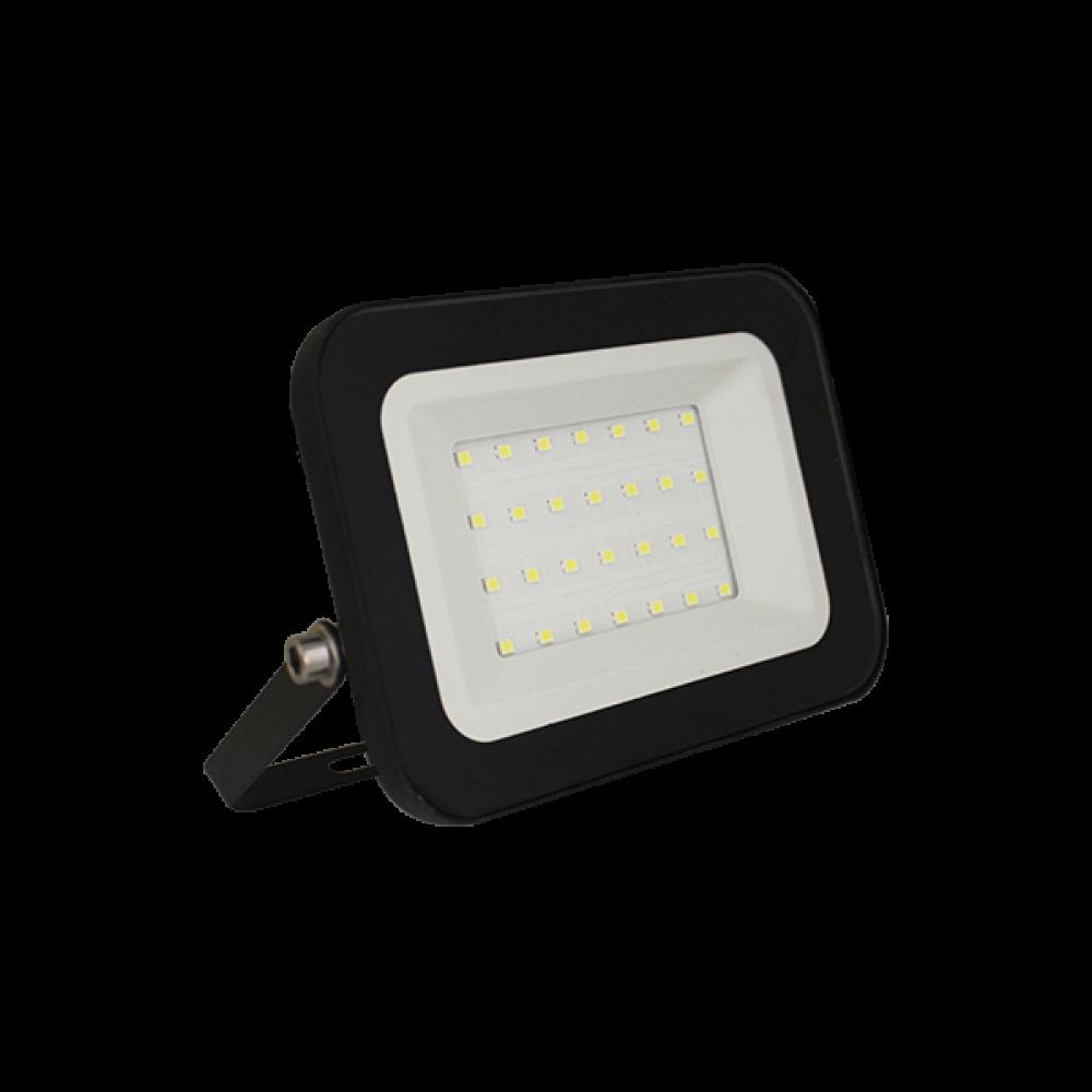 Светодиодный (LED) прожектор 30Вт яркий холодный свет