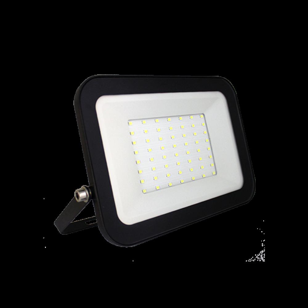 Светодиодный (LED) прожектор 50Вт яркий холодный свет