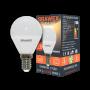 Светодиодная (LED) лампа 7Вт мягкий свет G45 Е14