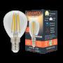 Светодиодная (LED) лампа BRAWEX ФИЛАМЕНТ 5Вт мягкий свет G45 Е14