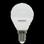 Светодиодная (LED) лампа 7Вт яркий свет G45 Е14