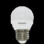 Светодиодная (LED) лампа 7Вт мягкий свет G45 Е27