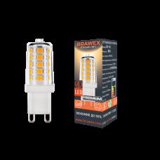 Светодиодная (LED) лампа G9 4Вт мягкий свет