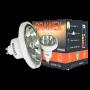 Точечная светодиодная (LED) лампа BRAWEX 12Вт мягкий свет AR111 GU10