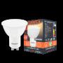 Светодиодная диммируемая (LED) лампа 7Вт мягкий свет PAR16 GU10