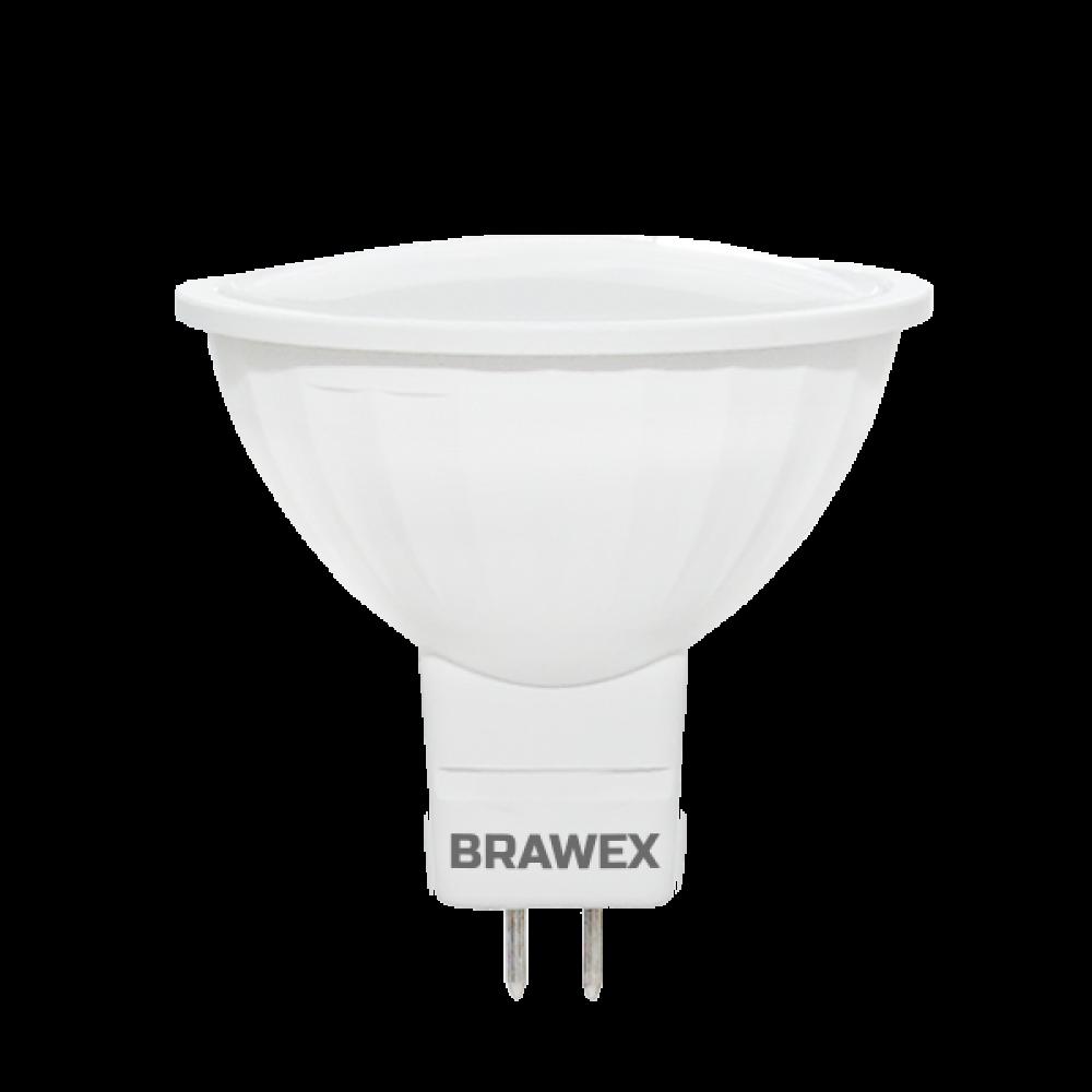 Точечная светодиодная (LED) лампа 7Вт яркий свет MR16 GU5.3