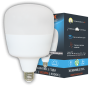 Мощная светодиодная (LED) лампа 40Вт яркий свет T125 Е27