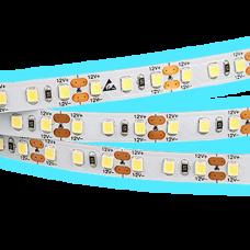 Светодиодная лента: 9.6Вт, 12В, 120шт/м, 2835, яркий холодный свет IP20