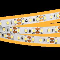 Светодиодная лента: 9.6Вт, 12В, 120шт/м, 2835, мягкий свет IP20