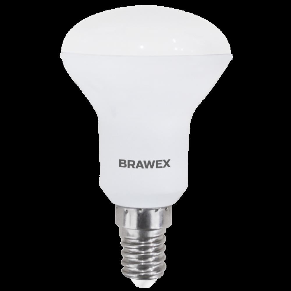 Рефлекторная светодиодная (LED) лампа 7Вт мягкий свет R50 Е14