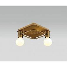 ITALLINE Vega PL 6088/2 bronze