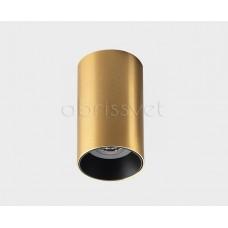 ITALLINE M03-046/130 GOLD + ITALLINE M03-046 ring BLACK